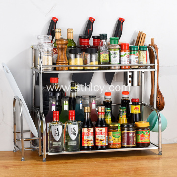 Kitchen Shelving Stainless Steel Floor